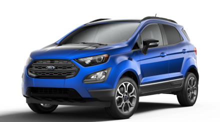 Featured new 2019 Ford EcoSport SES SUV for sale in Dover, DE