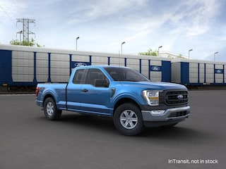 New 2021 Ford F-150 XL Truck SuperCab Styleside in Christiansburg, VA
