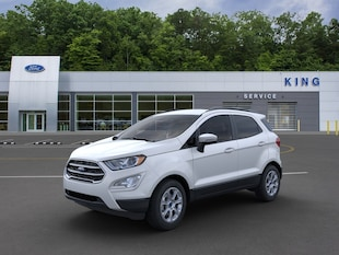 2020 Ford EcoSport SE Crossover MAJ6S3GLXLC350959