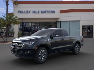 2021 Ford Ranger Lariat Truck SuperCab 1FTER1FH0MLD24228