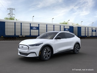 New 2021 Ford Mustang Mach-E Premium SUV in Warrenton, VA