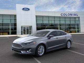 2020 Ford Fusion Energi Titanium FWD Car