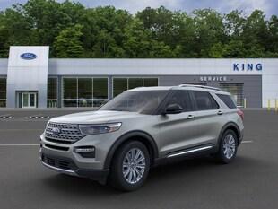 2020 Ford Explorer Limited SUV 1FMSK8FH9LGB60562