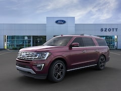 New 2020 Ford Expedition Max Limited SUV 1FMJK2AT1LEA43381 in Holly, MI