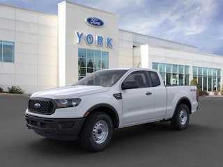 2020 Ford Ranger XL 4WD Truck SuperCab