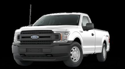 2018 Ford F-150 XL XL 4WD Reg Cab 8 Box