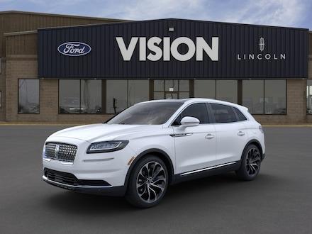 2021 Lincoln Nautilus Reserve All-wheel Drive