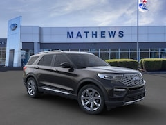 2020 Ford Explorer Platinum SUV 1FM5K8HC3LGA51335