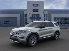 New 2020 Ford Explorer Platinum SUV for sale in Yuma, AZ