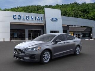 New 2020 Ford Fusion SE Sedan in Danbury, CT