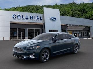 New 2020 Ford Fusion Titanium Sedan in Danbury, CT