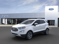 New 2020 Ford EcoSport Titanium Crossover 200816 in El Paso, TX