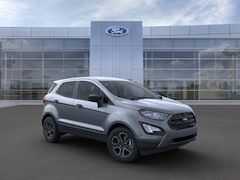 New 2020 Ford EcoSport S Crossover FAB201312 in Getzville, NY