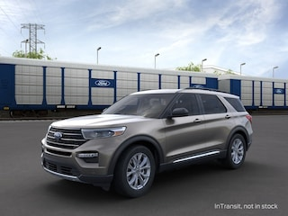 2021 Ford Explorer XLT 4WD Sport Utility
