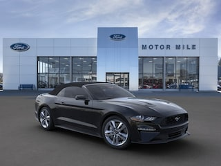 New 2020 Ford Mustang EcoBoost Convertible in Christiansburg, VA