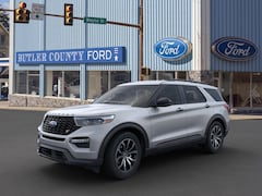 New 2020 Ford Explorer ST SUV for Sale in Butler, PA
