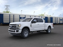 New 2021 Ford Super Duty F-250 SRW F-250 Platinum Crew Cab Pickup Idaho Falls ID