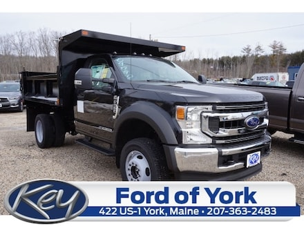 2020 Ford Chassis Cab F-550 XL Commercial-truck