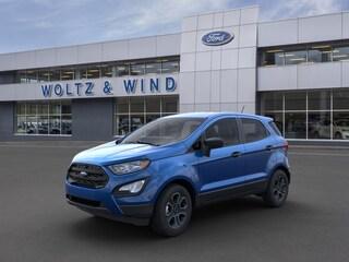 New 2020 Ford EcoSport S SUV MAJ6S3FLXLC383042 in Heidelberg, PA