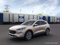 New 2020 Ford Escape SEL SUV for sale in El Paso, TX