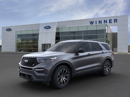 Featured new 2020 Ford Explorer ST SUV for sale in Dover, DE