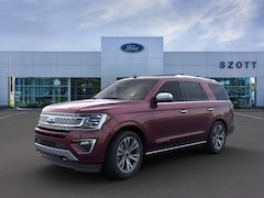 New 2020 Ford Expedition Platinum SUV in Holly, MI