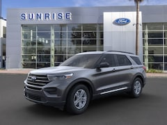 2020 Ford Explorer XLT RWD suv
