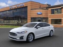 New 2020 Ford Fusion SE Sedan for sale in Livonia, MI