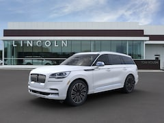 New 2020 Lincoln Aviator Black Label AWD Black Label  SUV For Sale in Fishers, IN
