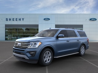 New 2020 Ford Expedition Max XLT SUV in Ashland, VA