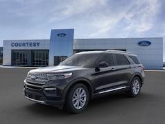 New Ford 2020 Ford Explorer Limited in Breaux Bridge, LA