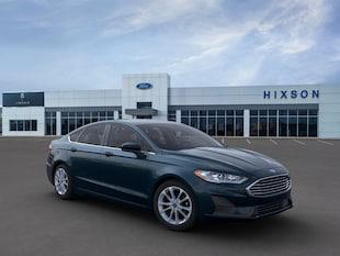 2020 Ford Fusion SE Front-Wheel Drive (F Sedan