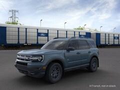 New 2021 Ford Bronco Sport Big Bend SUV