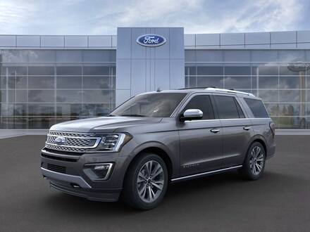 Featured New 2020 Ford Expedition Platinum SUV for Sale in Bedford Hills, NY
