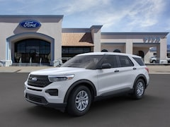 New Ford Vehicles 2020 Ford Explorer Explorer SUV in El Paso, TX