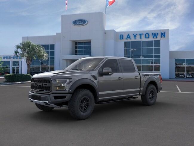 New 2020 Ford F-150 Raptor Truck Baytown