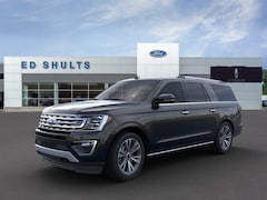New 2020 Ford Expedition Max Limited SUV JF20190 in Jamestown, NY