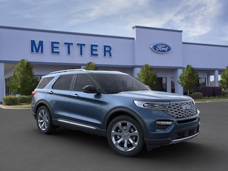 New 2020 Ford Explorer Platinum SUV for sale in Metter, GA