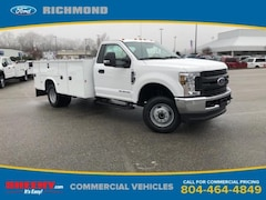 New 2019 Ford F-350 Chassis XL Truck Regular Cab Gaithersburg, MD