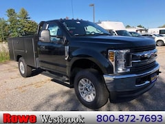 2019 Ford F-350 XLT Service Body Commercial-truck