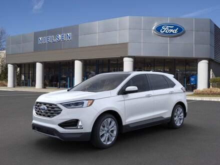 2020 Ford Edge Titanium SUV Sussex, NJ
