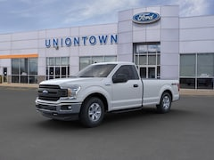 New 2020 Ford F-150 XL 4x4 XL  Regular Cab 8 ft. LB for sale in Uniontown PA