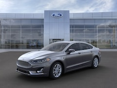 New 2020 Ford Fusion Energi Titanium Sedan in Mahwah