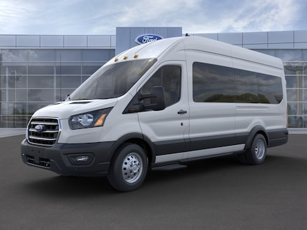 2020 Ford Transit Commercial Passenger Van XL Wagon High Roof HD Ext. Van