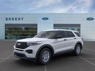 New 2020 Ford Explorer Base SUV for sale near you in Ashland, VA