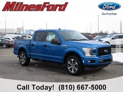 New 2020 Ford F-150 STX Truck SuperCrew Cab 1FTEW1EP6LFB32472 for sale in Imlay City