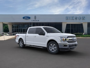 2020 Ford F-150 XLT Truck SuperCrew Cab 4X4