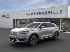 New 2020 Lincoln Nautilus Standard SUV Lawrenceville New Jersey