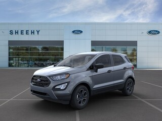 New 2020 Ford EcoSport S SUV for sale near you in Ashland, VA