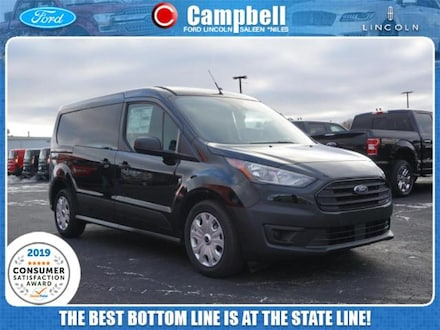 2020 Ford Transit Connect Cargo XL LWB W/Rear Symmetrical XL  LWB Cargo Mini-Van w/Rear Cargo Doors
